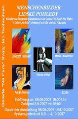 """AUSSTELLUNG in der """"Galerie Na Fare"""" 08.09. - 04.10.2007"""