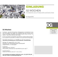 Ausstellung in Eupen/B