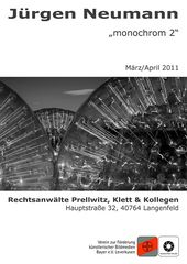 """Ausstellung """"monochrom 2"""""""