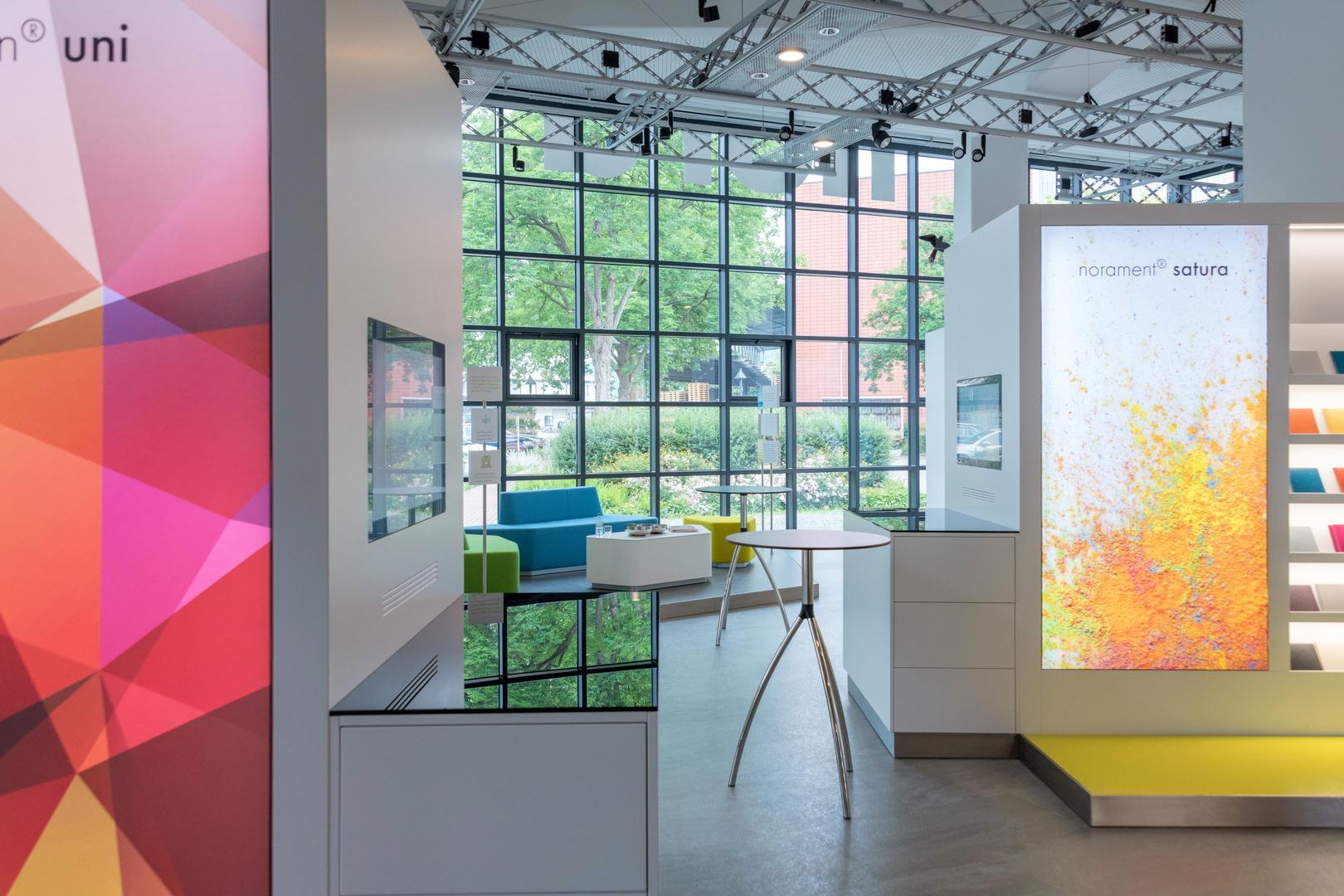 Ausstellung Nora Weinheim Foto & Bild | architektur