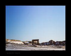 """Ausstellung """"Sylt im Winter"""" 1980"""