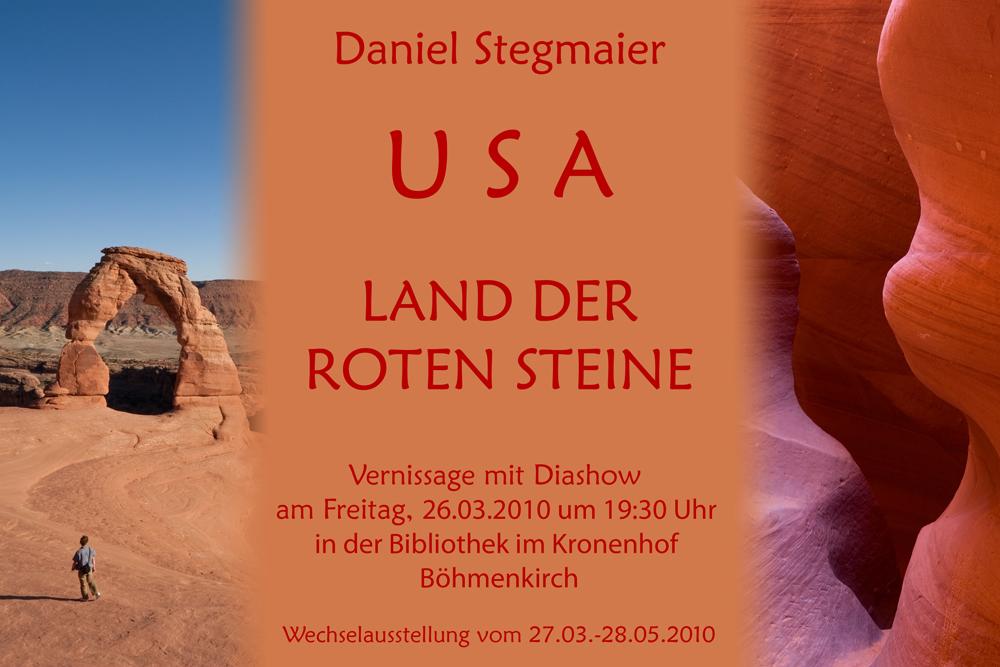 Ausstellung USA
