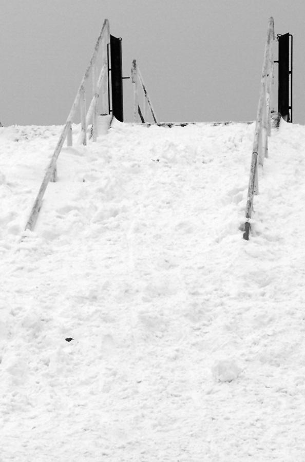 Ausstieg aus dem Winter