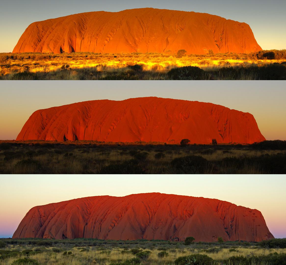 Austarlien - Uluru / Ayers Rock