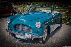Austin A 40 Sports Convertible GB 1951