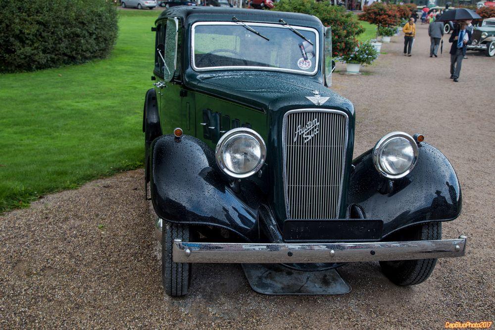 Austin A20 Mayfair GB 1937 bei Classic Cars Schwetzingen