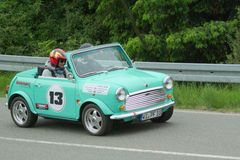 "Austin Mini-Roadster ""Shorty"" Bj . 1988"
