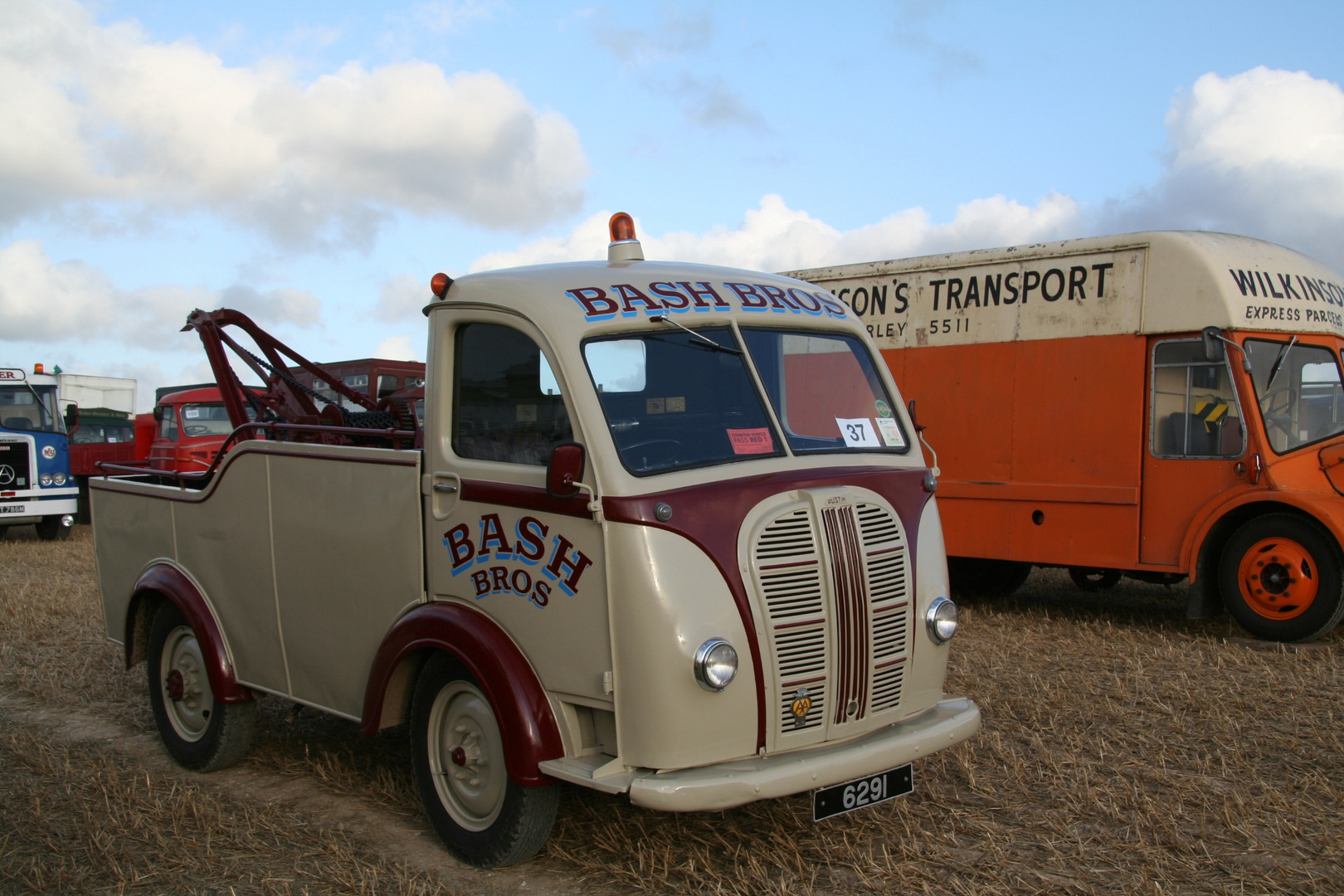 Austin Recovery Vehicle