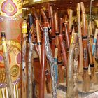 Australia, Sydney, Didgeridoo Shop