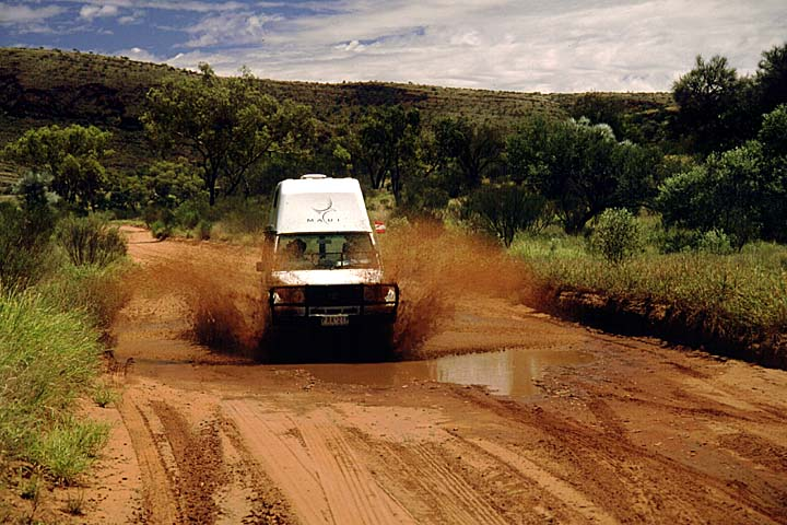 Australian Rally 2002 - privat