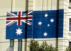 Australien: Flagge