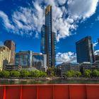 Australien: Melbourne, Eureka Tower