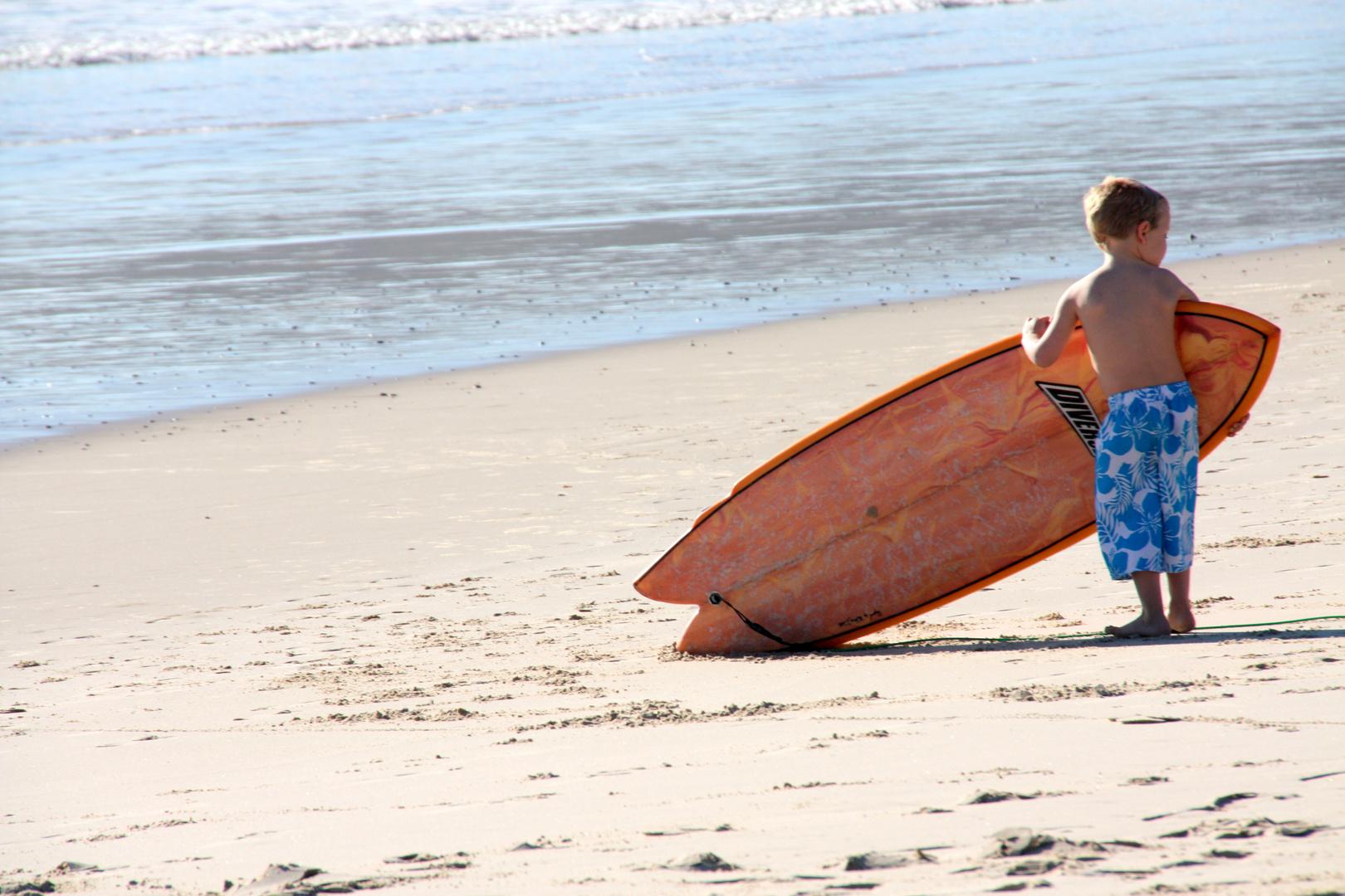 Australiens Surf-Nachwuchs