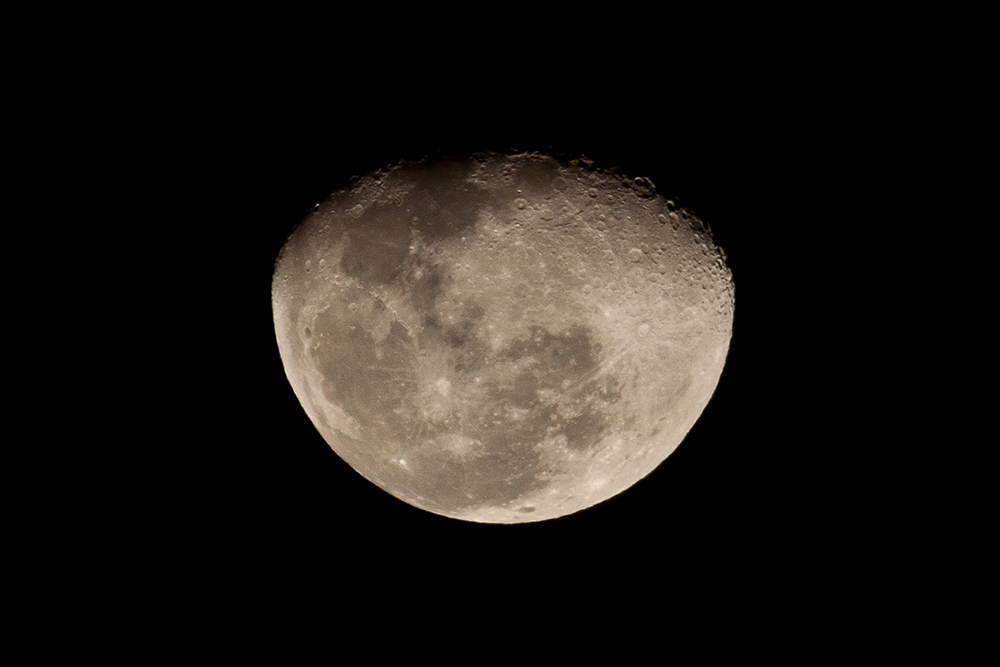 australischer Mond