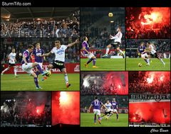 Austria Wien 0:3 Sturm Graz