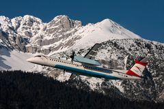 Austrian Arrows Dash 8 - MSN 4100 - OE-LGI