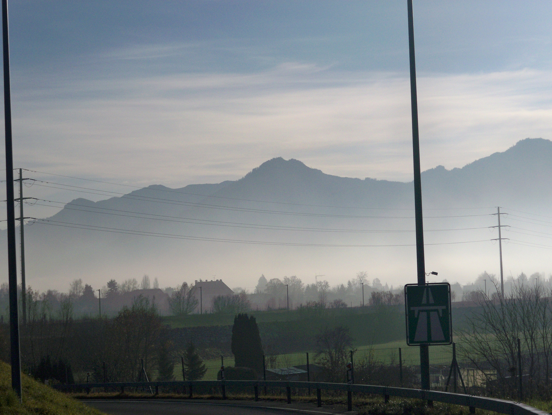 Austrian - Swiz border