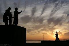 Auswanderer-Denkmal und Pingelturm