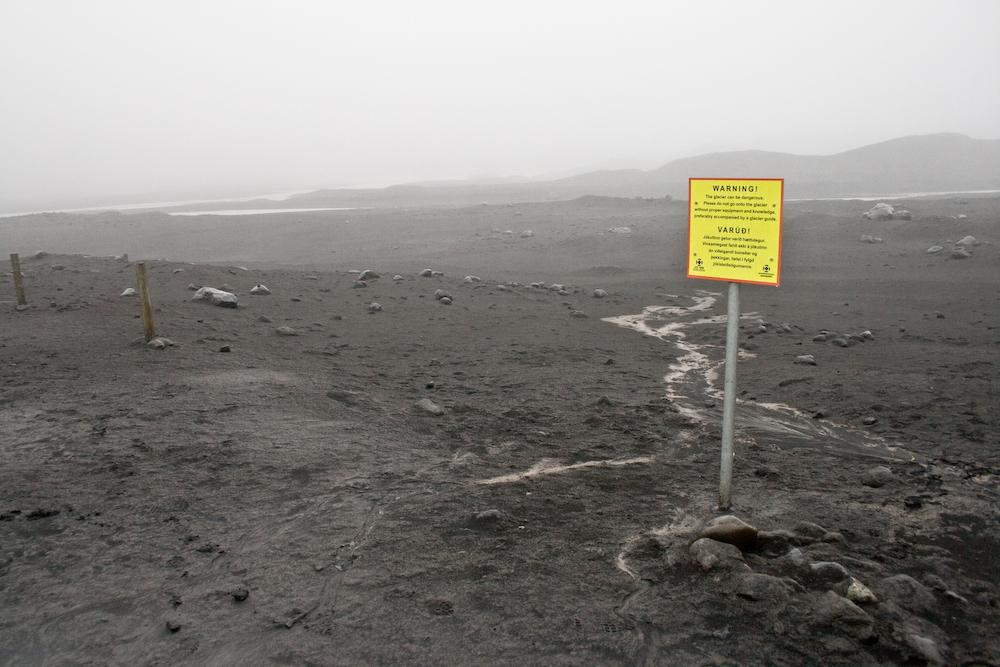 Auswirkungen eines Vulkans