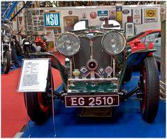 Autmobilmuseum Ostfriesland, Riley 12/4/Special,