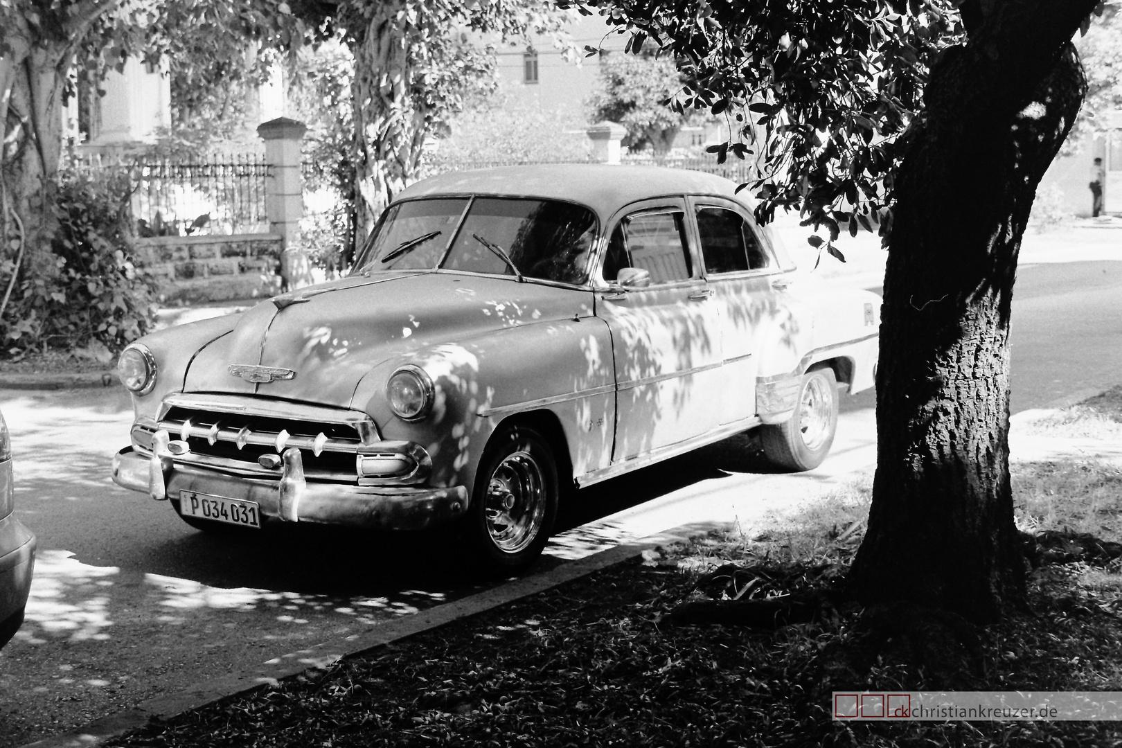 Auto in Havanna Cuba