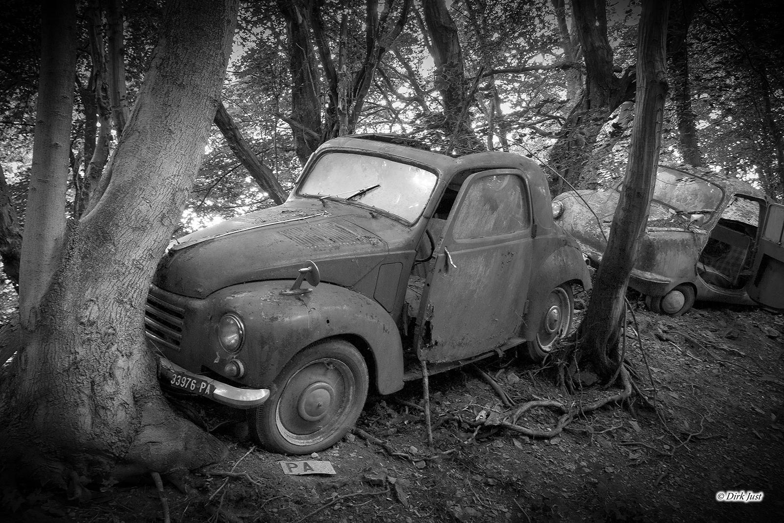 Auto Skulpturen