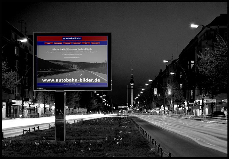 Autobahn Bilder