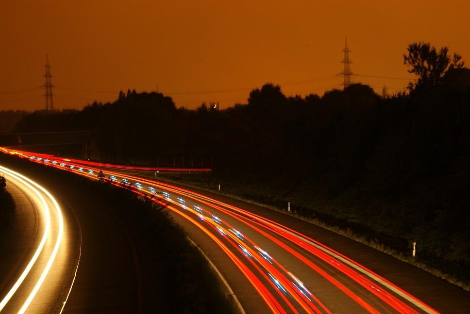 Autobahn Duisburg