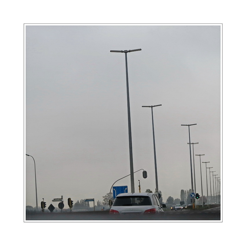Autobahn E34, Belgium (homeward bound)