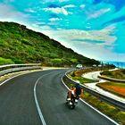 Autobahn in Castelsardo ;)