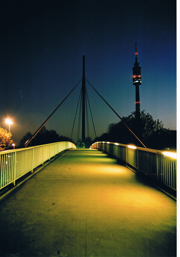 Autobahnbrücke, B1, Dortmund