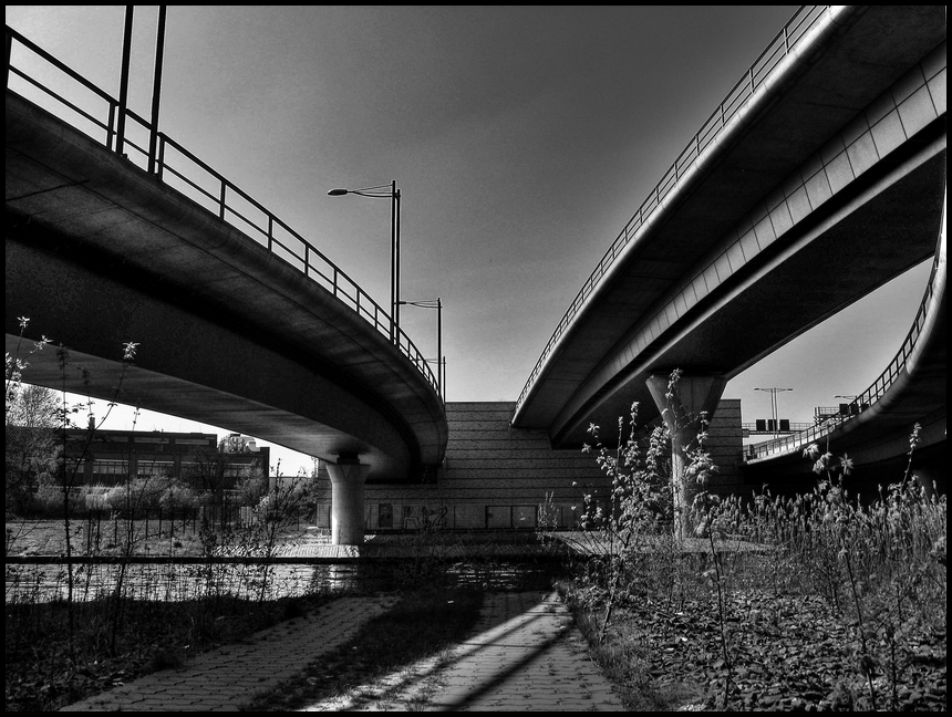 Autobahndreieck Neukölln