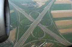 Autobahnkreuz Kaarst