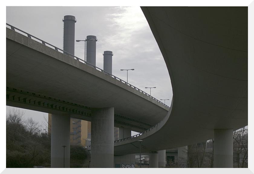 Autobahnkreuz Wilmersdorf