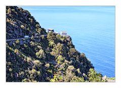 Autofahren in Korsika .....