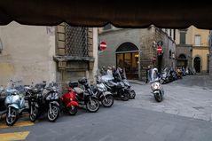 Autofreie Stadt Florenz