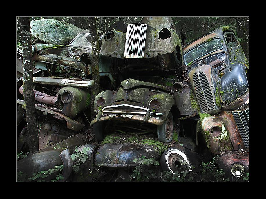 Autofriedhof NR 3
