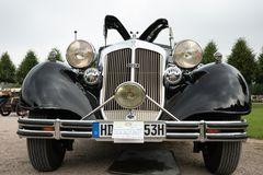 Autogesichter 1938 - Horch 853 A