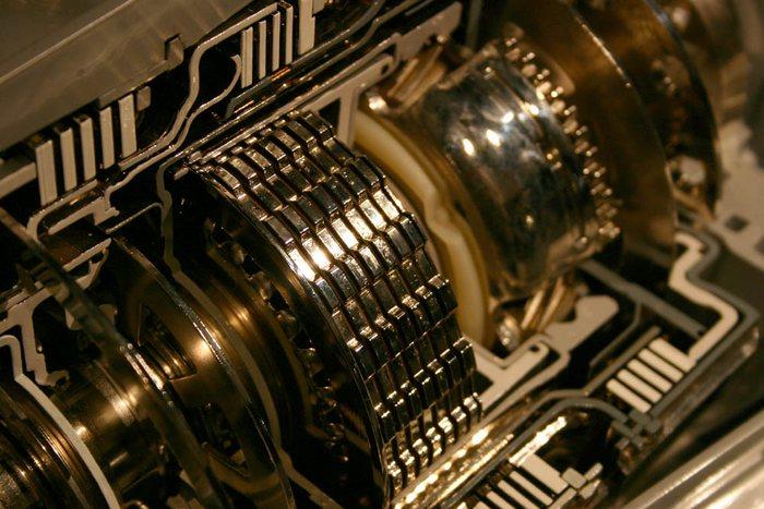 Automatikgetriebe...