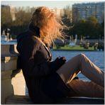 Automne à Anvers I Feu et vent