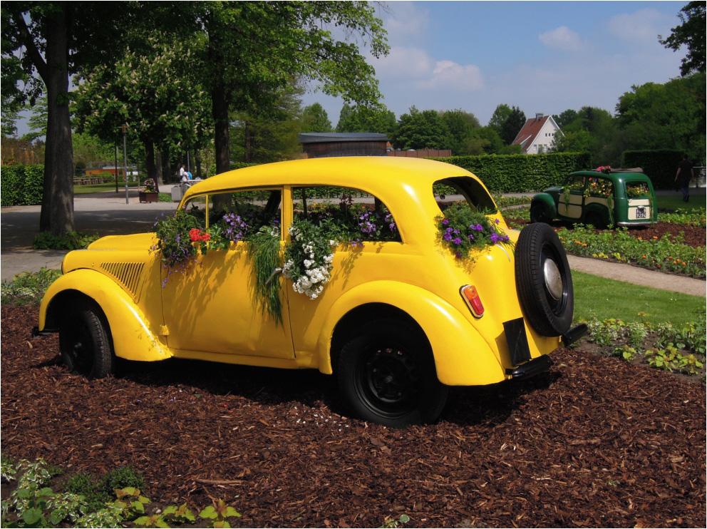 Automobil-Ausstellung in Oelde