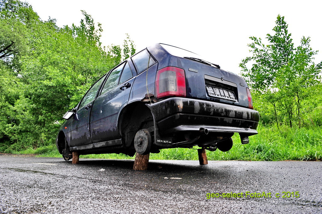 Automobilistischer Stillstand