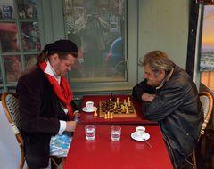 autoritratto - échecs