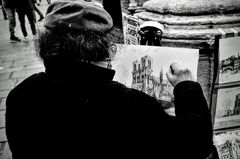 Autorretrato Paris