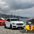 Autos mit Windkraftantrieb