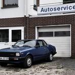 Autoservice für den Datsun Cherry
