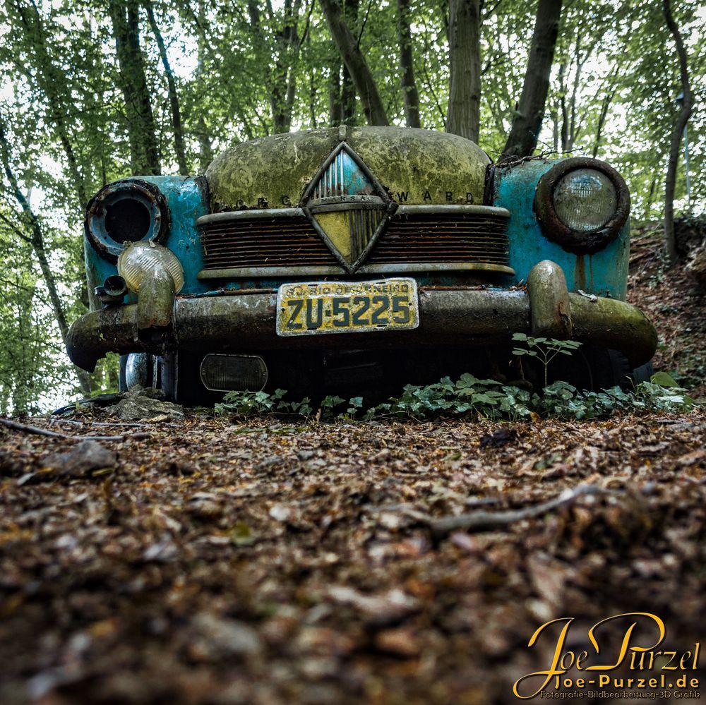 Autoskulpturenpark Neandertal