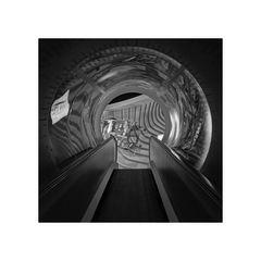 """Autostadt- Wolfsburg """" im Audi Tunnel..."""""""