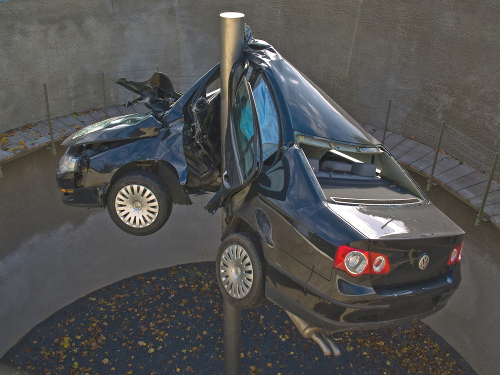 Autounfall Köln
