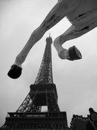 Autre vue de la tour Eiffel